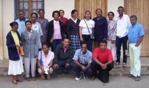 Talata Micro credit pour 18 personnes