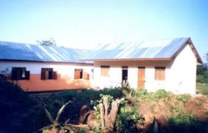 Tanzanie Ecole cuisine refectoire