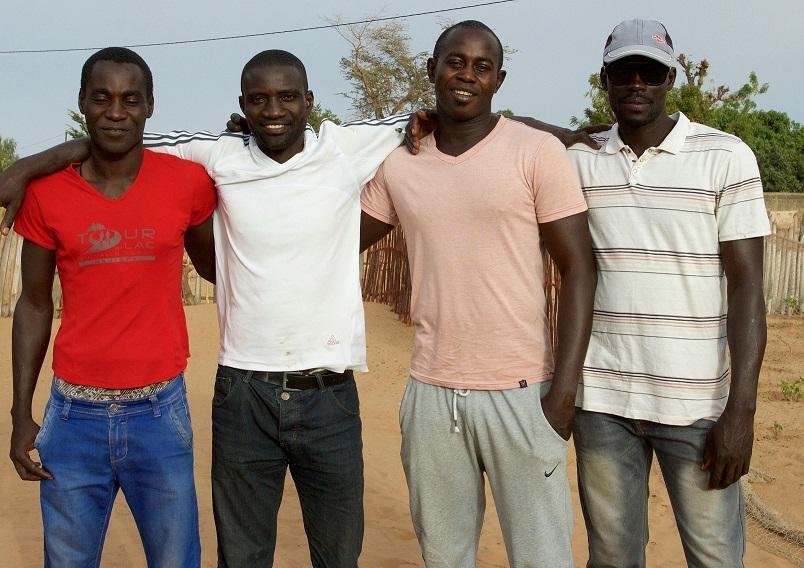 staff sénégalais